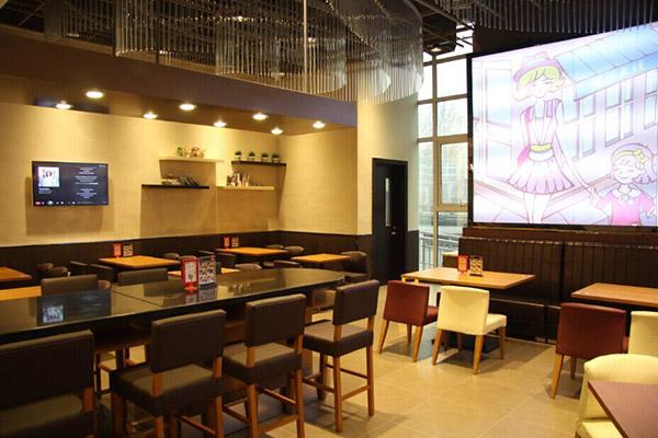 餐厅内景—正宗万博登录网页版
